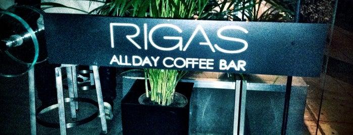 Rigas is one of WiFi keys @ Thessaloniki (East).