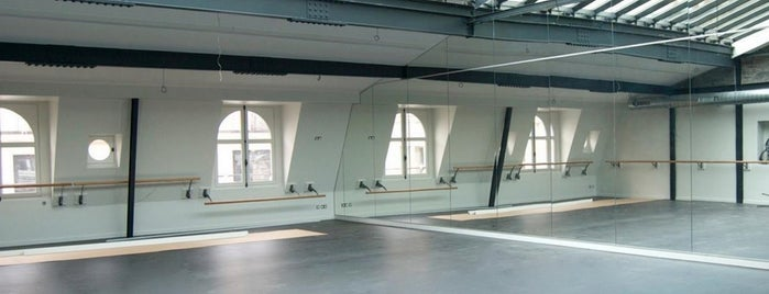 Dance Studio at Elephant Paname is one of The 15 Best Places for Dancing in Paris.