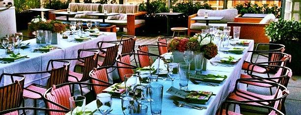 Hôtel Americano is one of Best Nightlife on an NYC Rooftop - SociableNY.