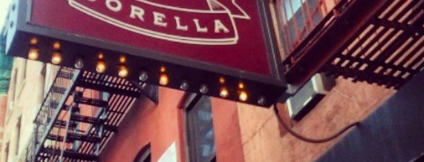 Sorella is one of NYC Restaurants.