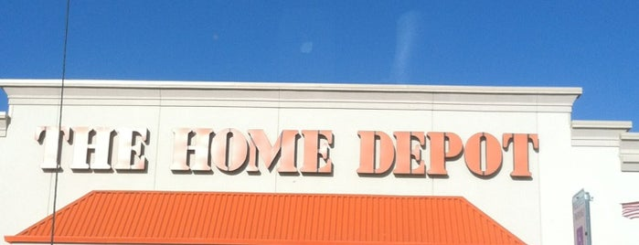 The Home Depot is one of Guide to Keller's best spots.