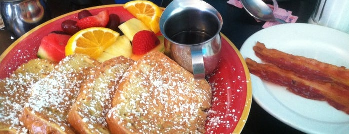 Who Dat Coffee Cafe is one of The 15 Best Places for Breakfast Food in New Orleans.
