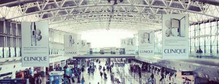 Ministro Pistarini International Airport (EZE) is one of LUGARES VISITADOS.