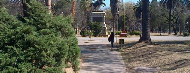 Parque San Martin is one of Argentina Vacation Ideas.