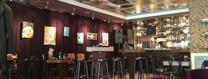 Dada Cultural Bar is one of My Sofia Guide for cool places.