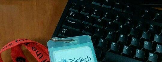 TeleTech - Makati is one of The (Metro) Manila BPO List.
