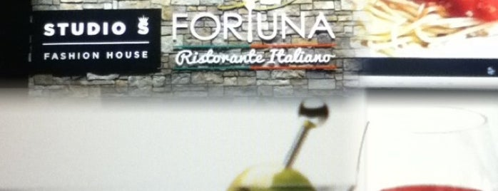 Fortuna Ristorante Italiano is one of Top 10 restaurants when money is no object.
