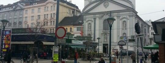 Rochusmarkt is one of Vienna, Austria.