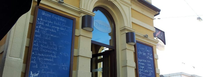 Thanner is one of Restaurants, Cafes & Bars.