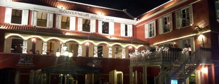 Gouverneur De Rouville is one of Curaçao.
