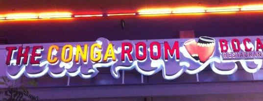 The Conga Room is one of Los Angeles City Guide.