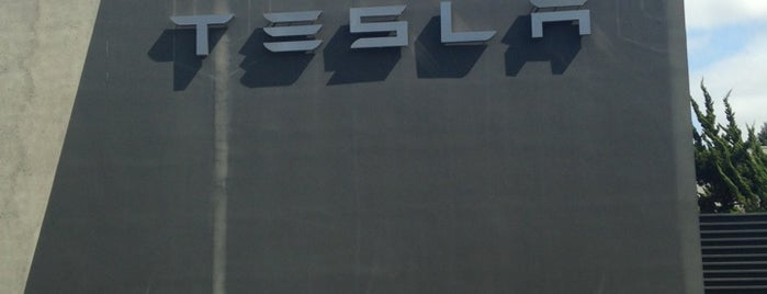 Tesla Menlo Park is one of Silicon Valley Tech Companies.