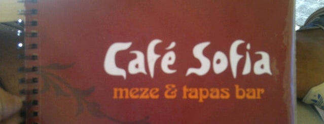 Café Sofia is one of Guide to Blouberg's best spots.