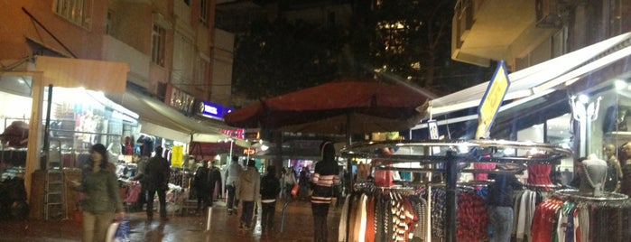 Forbes Caddesi is one of İzmir.