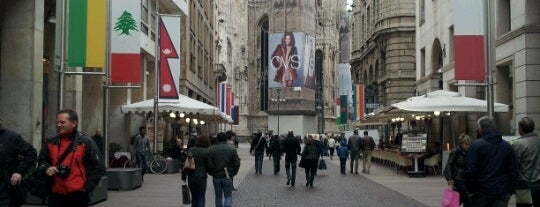 Corso Vittorio Emanuele II is one of Best places in Milan.