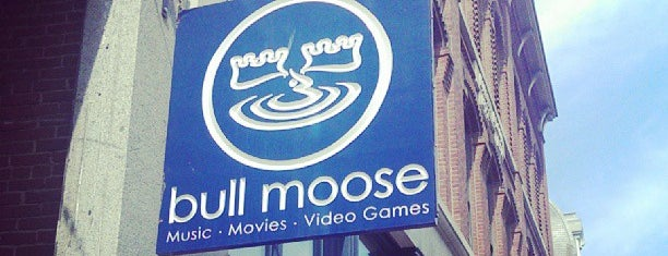 Bull Moose is one of Awesome Stops in Portland, Maine #VisitUS.