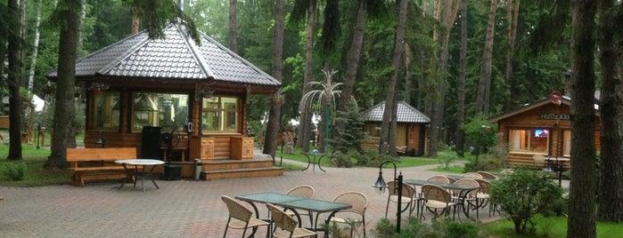 Калужская застава is one of Кафешки и ресторашки (2008-...).