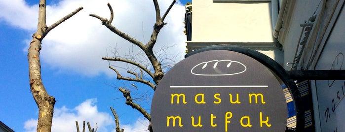 Masum Mutfak - Atölye / Kafe is one of Anadolu Yakasi.