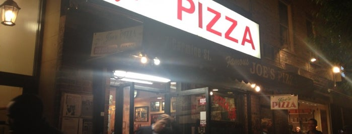Joe's Pizza is one of Pizza.