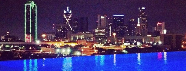 NYLO Dallas South Side is one of The 15 Best Places for Sunsets in Dallas.