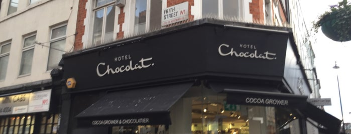 Hotel Chocolat is one of Shops.