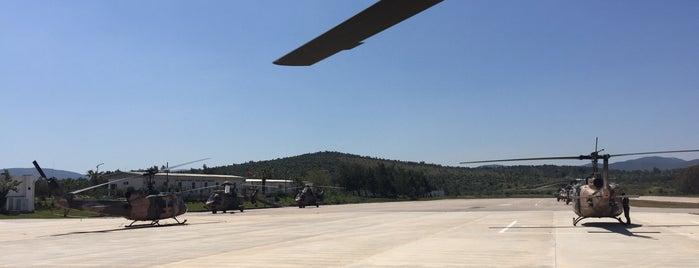 Bodrum Imsık Havaalanı (BXN) is one of Havalimanları.