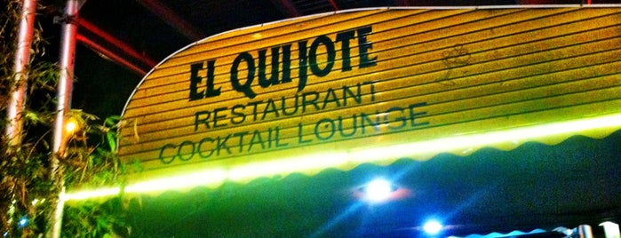 El Quijote is one of New York.
