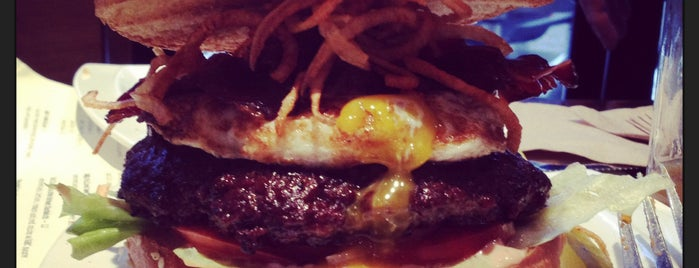 Amsterdam Burger Company is one of The 15 Best Places for a Kosher Food in New York City.