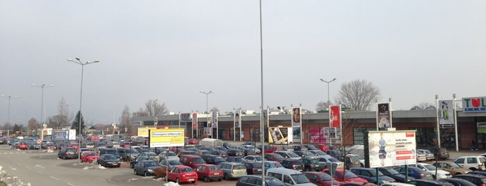TULIP Center is one of MALLS/SHOPPING CENTERS in Slovakia.