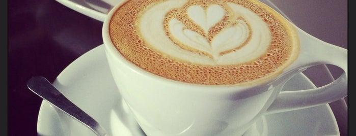 Transcend Coffee is one of #ThirdWaveWichteln Coffee Places.