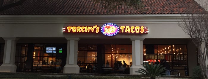 Torchy's Tacos is one of The 15 Best Places for Tacos in San Antonio.