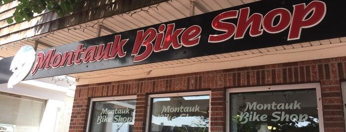 Montauk Bike Shop is one of Montauk, NY.