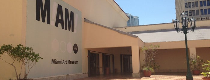 Pérez Art Museum Miami (PAMM) is one of Where to Get Cultured - Miami.