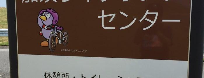 加須サイクリングセンター is one of サイクリング.