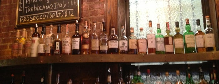 The Crown Inn is one of My Definitive NYC Bar List.