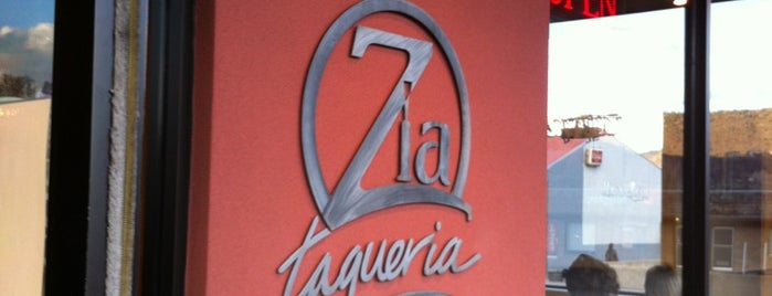 Zia Taqueria is one of Best of durango.