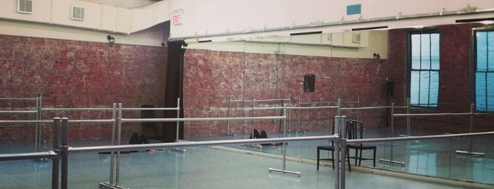 Peridance Capezio Center is one of The 15 Best Places for a Ballet in New York City.
