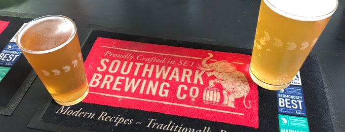Southwark Brewery Co is one of Pubs - Brewpubs & Breweries.