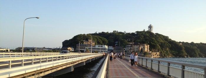 Enoshima Benten Bridge is one of 2009.03 Kanagawa Tiba Tokyo.