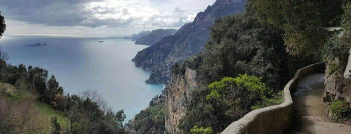 Path of the Gods is one of Travel Guide to Amalfi Coast.
