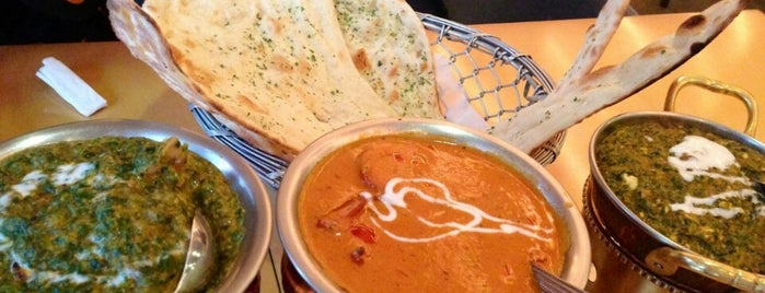 Dal - taste of India is one of My Favorite Spots (Places I've really been to).