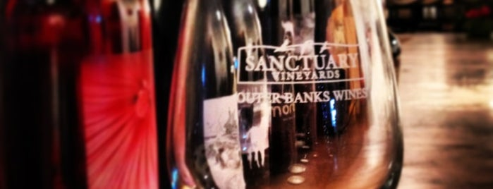 Sanctuary Vineyards is one of Drink!.