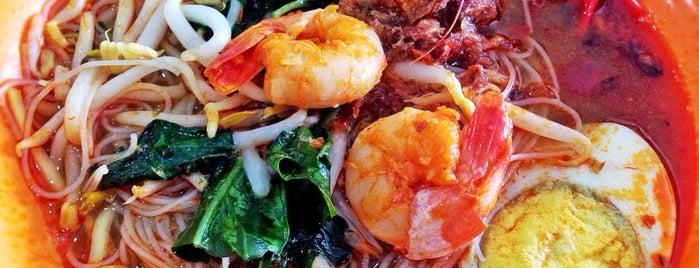 Choon Prawn Mee House 春虾面 is one of KL Cheap Eats.