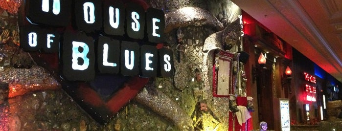 House Of Blues is one of Las Vegas's Best Music Venues - 2013.
