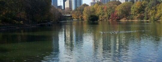 Piedmont Park is one of Atlanta Metro.