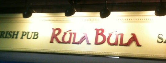Rúla Búla Irish Pub and Restaurant is one of Fave Foodies.