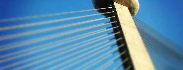 Ponte Estaiada João Isidoro França is one of 100 Melhores Programas em Teresina - Pi.