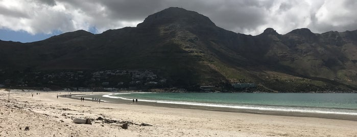 Hout Bay Beach is one of My favourite beaches in the world.