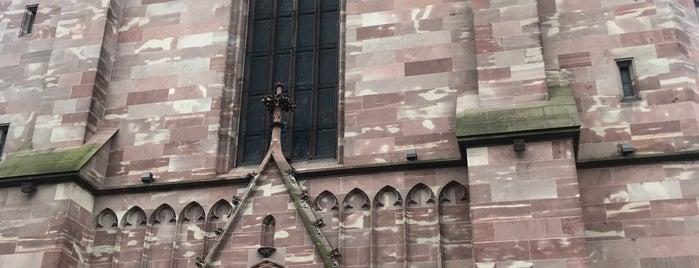 Église Saint-Pierre-le-Vieux is one of Strasbourg.