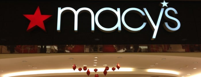 Macy's is one of Shopping.